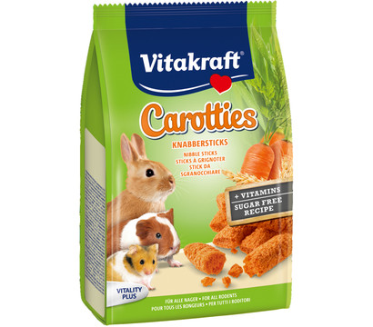 Vitakraft® Nagersnack Carotties