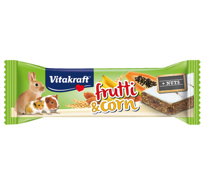 Vitakraft® Nagersnack Frutti & Corn Fruchtschnitte