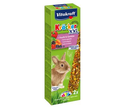 Vitakraft® Nagersnack Kräcker® Original XXL, Frucht & Gemüse