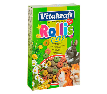 Vitakraft® Nagersnack Rollis Party