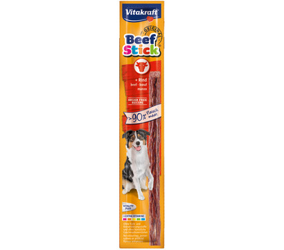 Vitakraft Original Beef-Sticks, Hundesnack, 12g