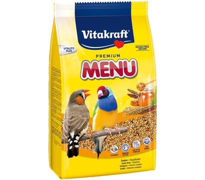 Vitakraft Premium Menü, Vogelfutter für Exoten, 500 g