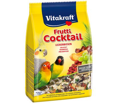 Vitakraft® Vogelsnack Frutti Cocktail für Großsittiche & Agaporniden