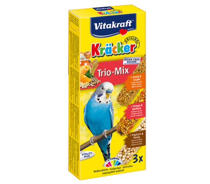 Vitakraft® Vogelsnack Kräcker® Original Trio-Mix
