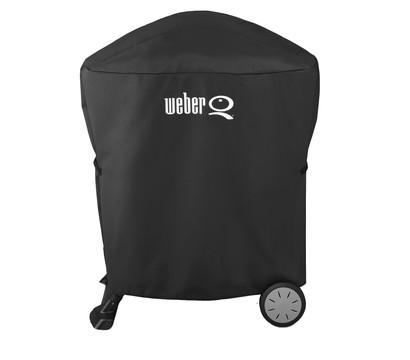 Weber Abdeckhaube Premium für Q 100/1000- und Q200/2000-Serie