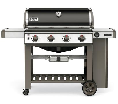 Weber Gasgrill Genesis ® II E-410™ GBS™, Black