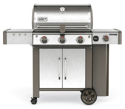 Weber Gasgrill Genesis ® II LX S-340™ GBS™, Edelstahl