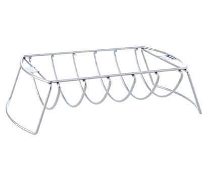 weber grillzubeh r spareribhalter und bratenkorb dehner garten center. Black Bedroom Furniture Sets. Home Design Ideas