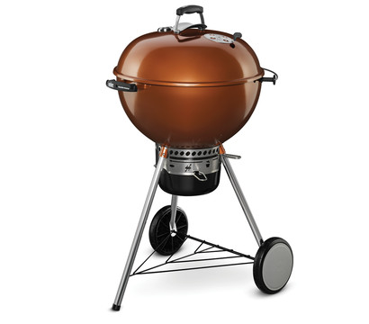 Weber Master-Touch GBS 57 cm, Special Edition, copper/kupfer