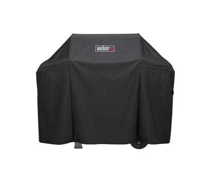 Weber Premium-Abdeckhaube für Spirit 300 und Spirit II 300-Serien, schwarz