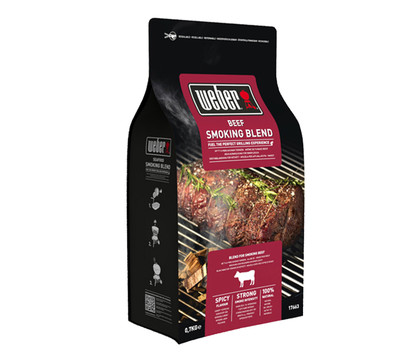 Weber Räucherchips Beef, 700 g