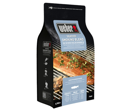 Weber Räucherchips Seafood, 700 g