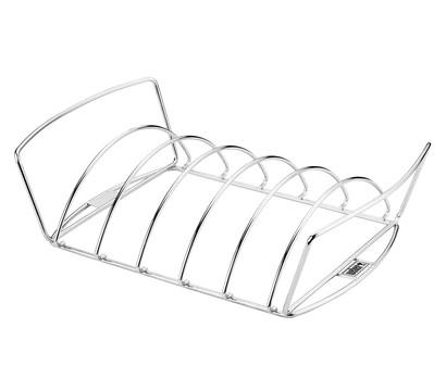weber spare rib halter und bratenkorb dehner garten center. Black Bedroom Furniture Sets. Home Design Ideas