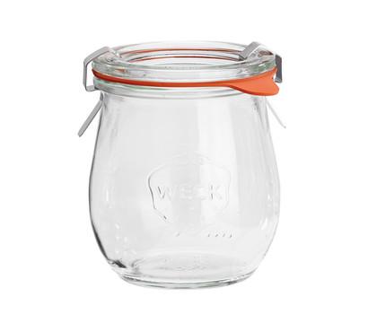 Weckglas Tulpe 220 ml, 8 Stück