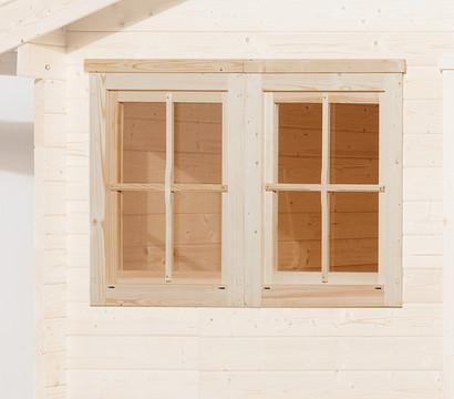 Weka Doppelfenster, 45 mm
