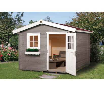 weka gartenhaus 106 dehner garten center. Black Bedroom Furniture Sets. Home Design Ideas