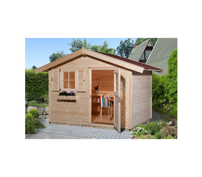 Weka Gartenhaus 123 Gr. 3
