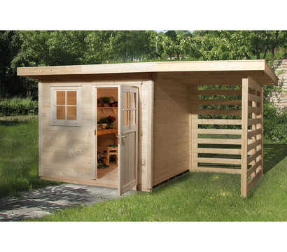 weka gartenhaus 170 a gr 4 dehner garten center. Black Bedroom Furniture Sets. Home Design Ideas