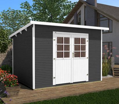weka gartenhaus 219 gr 1 dehner garten center. Black Bedroom Furniture Sets. Home Design Ideas