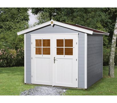 weka gartenhaus 224 gr 3 dehner garten center. Black Bedroom Furniture Sets. Home Design Ideas