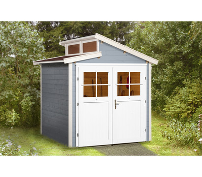 weka gartenhaus 226 gr 1 dehner garten center. Black Bedroom Furniture Sets. Home Design Ideas