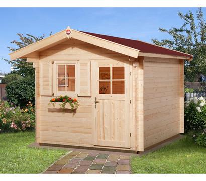 Weka Gartenhaus Premium 28