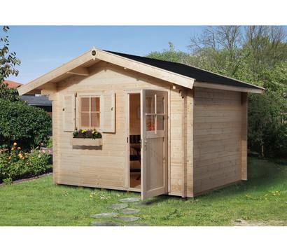 weka gartenhaus premium 45 dehner garten center. Black Bedroom Furniture Sets. Home Design Ideas