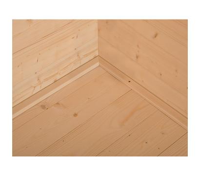 Weka Massivholzboden, für Gartenhaus 209 Gr. 2,5