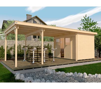 weka schiebet rhaus 225 445 cm xxl anbau dehner garten center. Black Bedroom Furniture Sets. Home Design Ideas