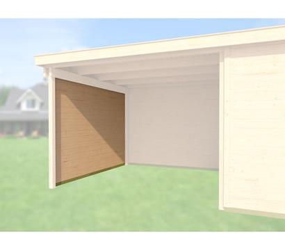 Weka Seitenwand für Anbauten, 300 cm