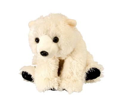 WILD REPUBLIC® Stofftier Eisbär Baby