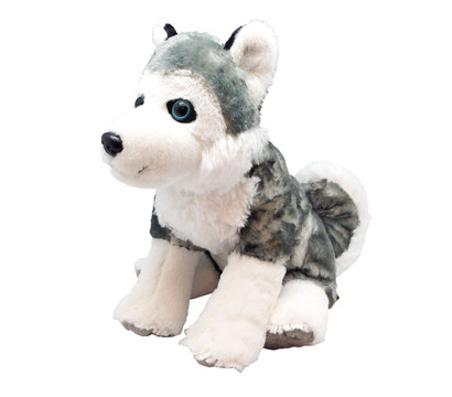 WILD REPUBLIC® Stofftier Husky