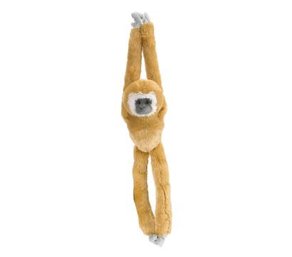 WILD REPUBLIC® Stofftier Weißhaupt Gibbon, hängend