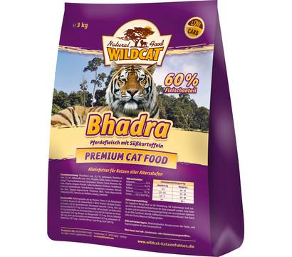 Wildcat Bhadra Pferd & Süßkartoffeln, Trockenfutter, 3 kg