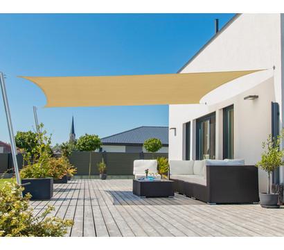 Windhager Sonnensegel Capri, 400 x 500 cm