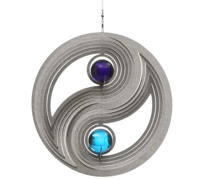 Windspiel yin yang easy mit zwei kugeln dehner garten center for Kugeln gartendekoration