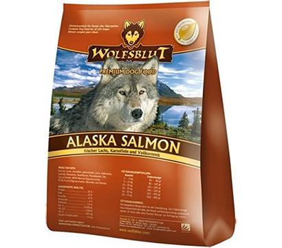 Wolfsblut Alaska Salmon Lachs, Kartoffeln & Reis, Trockenfutter
