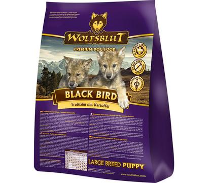Wolfsblut Black Bird Puppy Large Breed Truthahn & Kartoffel, Trockenfutter