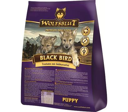 Wolfsblut Black Bird Puppy Truthahn & Süßkartoffel, Trockenfutter