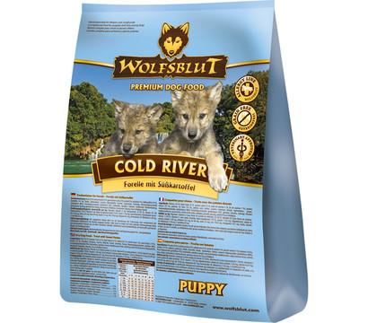 Wolfsblut Cold River Puppy Forelle & Süßkartoffel, Trockenfutter