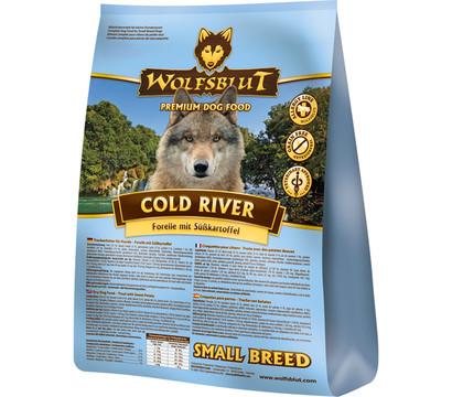 Wolfsblut Cold River Small Breed Forelle & Süßkartoffel, Trockenfutter
