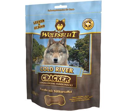 Wolfsblut Cracker Cold River Forelle, Hundesnack, 225g
