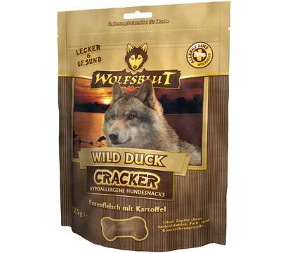 Wolfsblut Cracker Wild Duck Ente, Hundesnack, 225g
