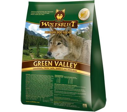 Wolfsblut Green Valley Lamm & Lachs, Trockenfutter