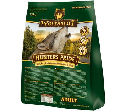 Wolfsblut Hunters Pride Fasan, Ente & Kaninchen, Trockenfutter