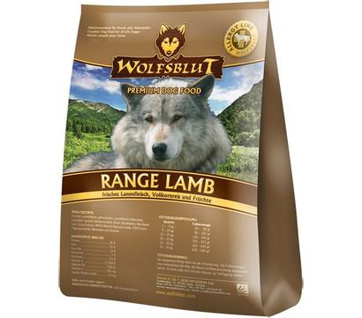 Wolfsblut Range Lamb Lamm, Reis & Früchte, Trockenfutter