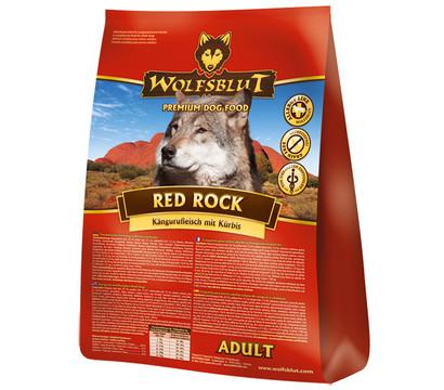 WOLFSBLUT Red Rock Trockenfutter Känguru & Kürbis