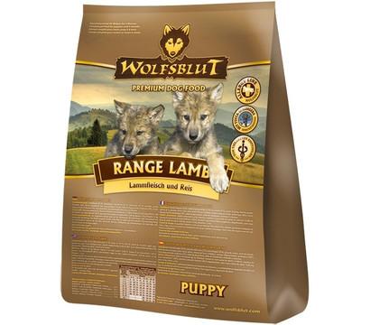 Wolfsblut Trockenfutter Range Lamb Puppy Lamm & Reis