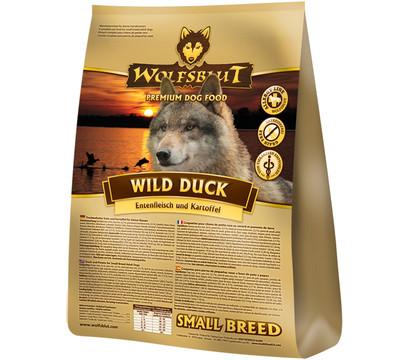 Wolfsblut Trockenfutter Wild Duck Small Breed Ente & Kartoffeln