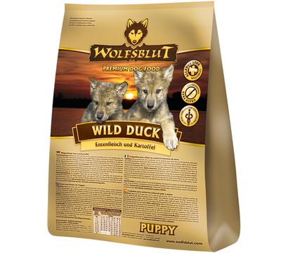 Wolfsblut Wild Duck Puppy Ente & Kartoffeln, Trockenfutter
